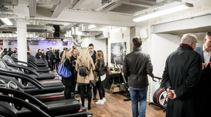 URBANFITNESS opens its doors